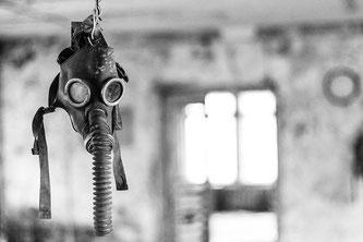 Tschnobyl Gasmaske