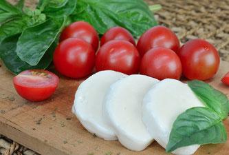 Mozzarella Tomaten