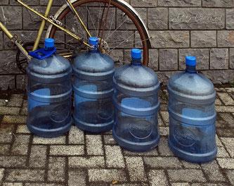 Wasser Gebinde