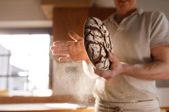 Bäckerei Brot Bäcker