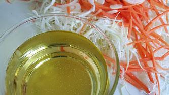 Öl Salat