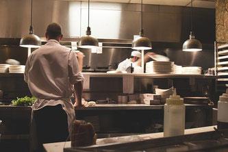 Küche Gastronomie Köche