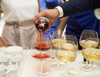 Alkohol feiern