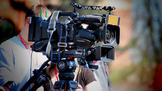 Fernsehen Kamera