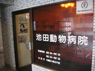 池田動物病院 世田谷区で評判の獣医さん