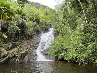 Bild: Der Wasserfall