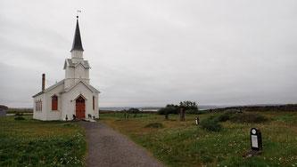 Bild: Nesseby Kirche