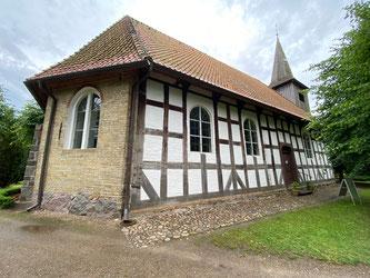 Bild: Schifferkirche in Arnis