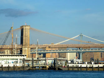 Bild: Brooklyn Bridge