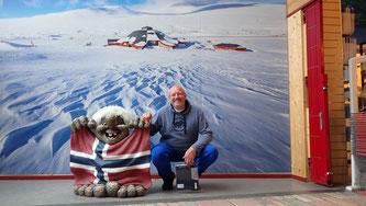 Bild: Am Polarkreis