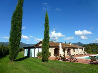 Bild: Unterkunft bei Borgo San Lorenzo