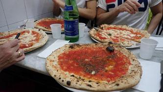 Bild: Pizzaria L´Antica da Michele