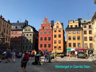 Bild: Stortorget im Stadtteil Gala Stan