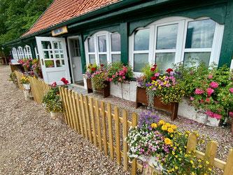 Bild: Restaurant Strandhalle in Arnis