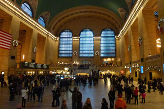 Bild: Central Station in New York