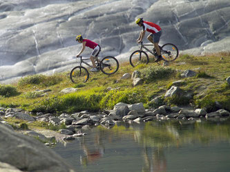 Mountainbike, Velo, Touren, Obergoms, Wallis