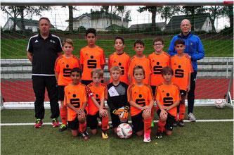 16mal trafen die E1-Junioren gegen die JSG Hocheifel Adenau.