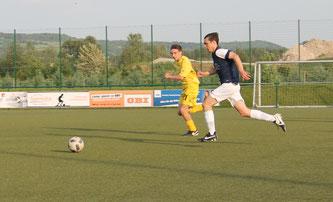 Am letzten Spieltag feierten die B1-Junioren einen 3:1-Heimerfolg gegen die JSG Bengen.