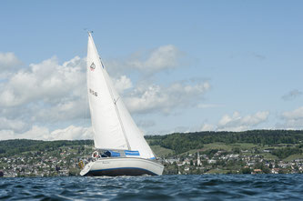 segeln auf dem Zürichsee, Private Segeltörns, Sailingzuerich