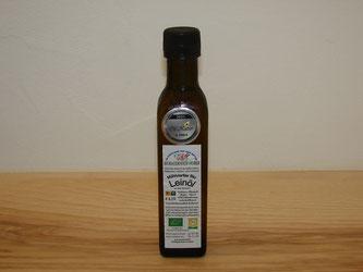 Bio-Leinöl