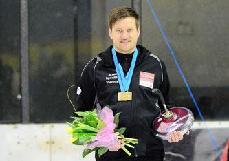 Bronze im Einzel der Herren: Christoph Öttl (Foto: DESV)