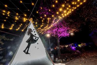 Der Sinnespark wird zum Zauberwald