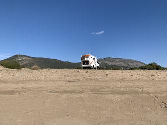 ***** Beach Camp