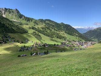 Malbun Fürstentum Lichtenstein.