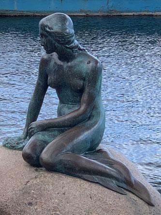 Kleine Meerjungfrau Kopenhagen
