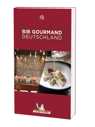 "Der Guide MICHELIN ""Bib Gourmand Deutschland 2018"""