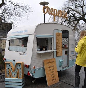 Hornstulls Marknad in Södermalm, Stockholm