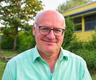 Jürgen Laschinger, der Ortsvorsteher von Sitterswald.