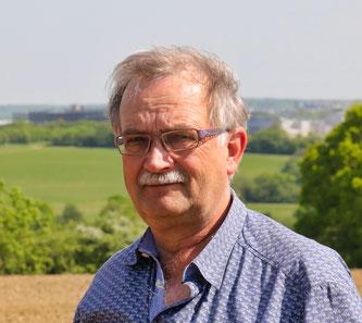 Landwirt Karsten Schmeer aus Bischmisheim.