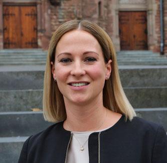 Nadja Doberstein möchte als Ortsvorsteherin von Kleinblittersdorf zurücktreten.