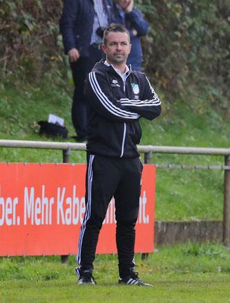 Jan Berger, Trainer des SV Auersmacher