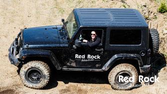 Jeep Wrangler JK - mit Schubladensystem zum perfekten Reisebegleiter