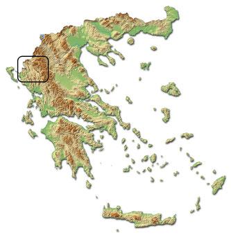 Die Mythos Greece Tour führt uns in den wilden Norden Griechenland