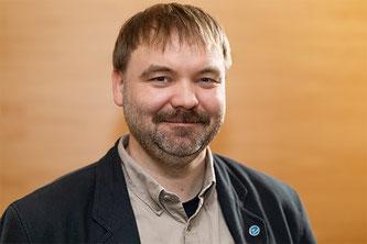 René Sievert, Vorsitzender des NABU Leipzig und Stellvertretender Vorsitzender des NABU Sachsen, wurde für eine Amtszeit von vier Jahren in das zehnköpfige NABU-Präsidium gewählt. Foto: NABU/Guido Rottmann
