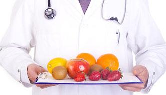 Statt Süßkram sollten Sie sich gesund ernähren, um Ihr Krebs-Risiko zu mindern © Shutterstock