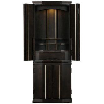 モダン仏壇「うららか」45-17 栓 黒褐色