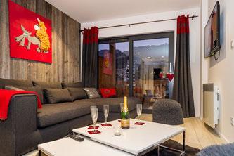 Appartement soldannelles N2 5 couchages Chatel