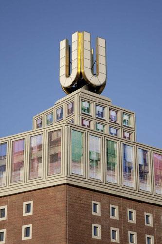 Dies ist ein Bild vom Dortmunder U.