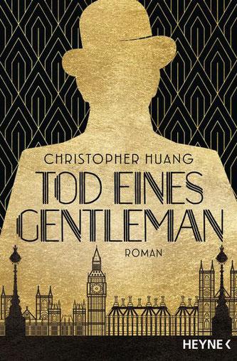 Cover von Tod eines Gentleman.