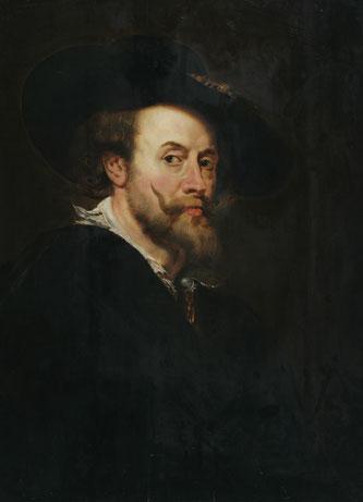 Bald in Paderborn zu sehen: Peter Paul Rubens, Selbstportrait, 1625, Förderverein des Siegerlandmuseums und des Oberen Schlosses e.V. Siegen © Förderverein des Siegerlandmuseums und des Oberen Schlosses e.V. Siegen