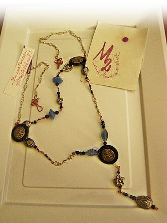 Blue Flowers parure - 30,00 Euro