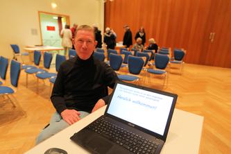 Referent Rainer Tost © Fpics.de