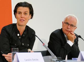 Carolin Emcke © Klaus Leitzbach/FRANKFURT MEDIEN.net