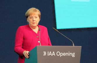 IAA Eröffnungsfeier © Klaus Leitzbach/FRANKFURT DOKU