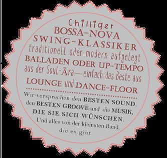 Meyer's Band - Loungemusik, Dinnermusik und Tanzmusik