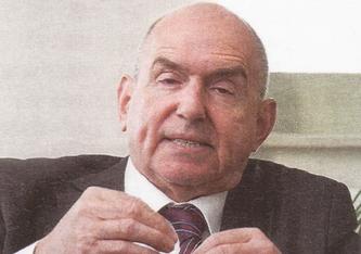 Prof. Dr. Ulrich Meyer, Bundesgerichtspräsident